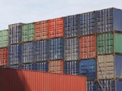 Online container tracking
