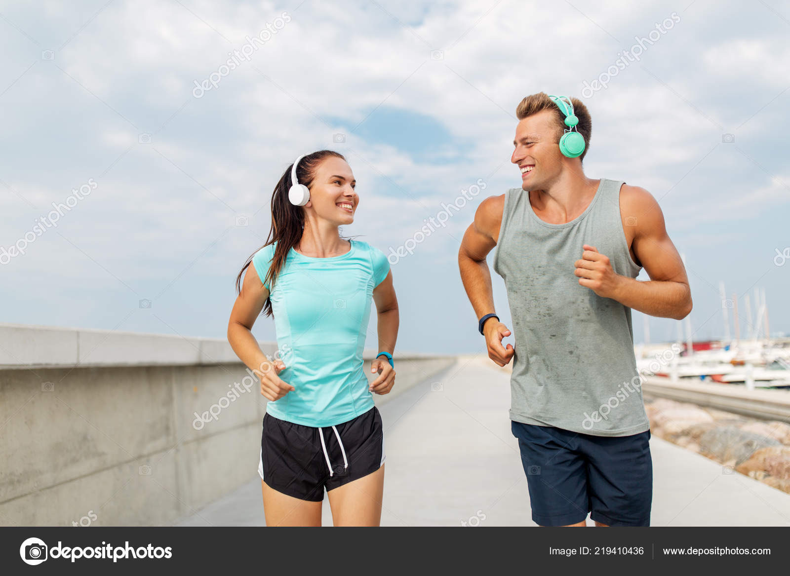 Music While Exercising