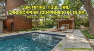 swimming-pool and landscaping-companies in dubai