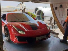 Car shipping companies Dubai