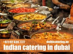 Indian catering
